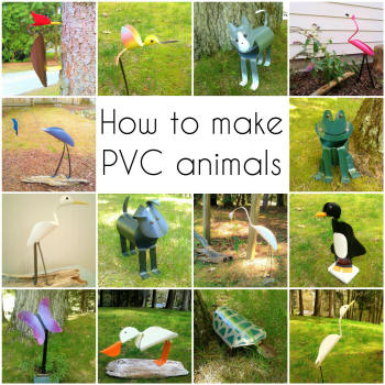 Crazy diy mom craft store craft ideas you can make and sell to do it yourself how to make 14 pvc animals pdf solutioingenieria Image collections