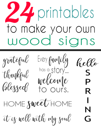 Crazy Diy Mom 24 Printable Designs And Sayings For Making Your Own