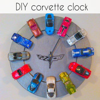 diy car clock
